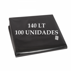 Bolsa de Basura 140 lt. X 100 u.