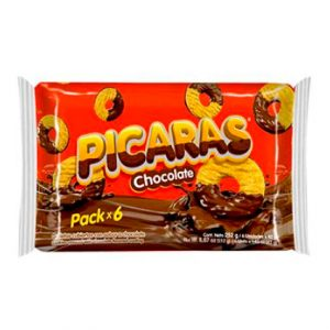Galleta Picaras x 6 pqt