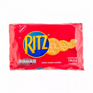 Galleta Ritz x 6 pqt