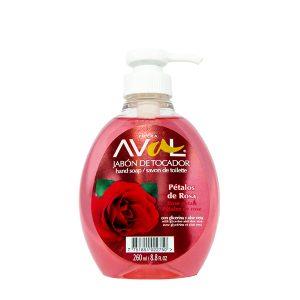 Jabon Aval 400 ml
