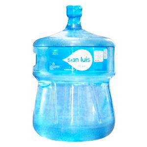 Agua San Luis 20 litros retornable