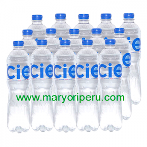 Agua de mesa Cielo sin gas 625 ml x 15 botellas