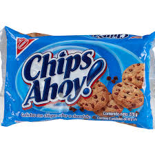 Galleta Chip Ahoy x 6 pqt