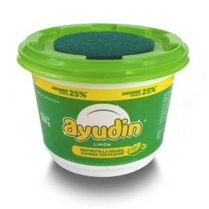 Lavavajilla Ayudin 900 gr Crema