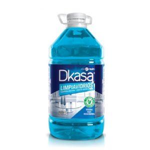 Limpia Vidrios Dkasa 4 litros