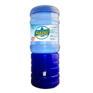 Surtidor Azul + Bidón de Agua de mesa Gadu 20 l