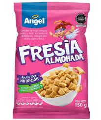 Hojuela de Maiz Almohada de Fresa Angel x 150 gr