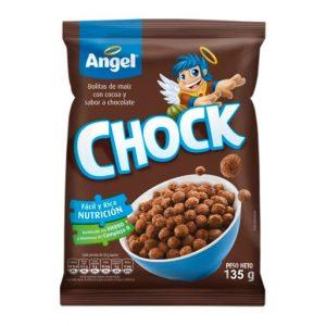 Hojuela de Maiz Chock Angel x 135 gr