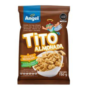 Hojuelas de Maiz Almohada Chocolate Angel 150 gr