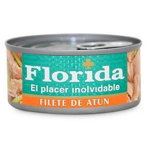 Florida Filete de Atun X 170 gr.