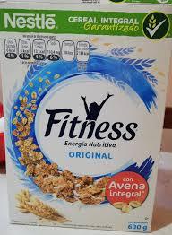 Fitness Cereal Nestle Integral x 630 gr
