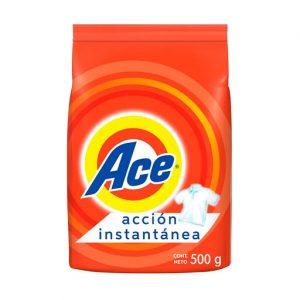 Ace Detergente x 500 gr