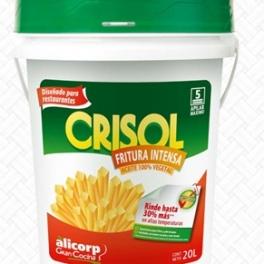 Aceite Crisol Balde Multiuso x 20 litros