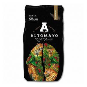 Cafe altomayo gourmet molido 500 gr