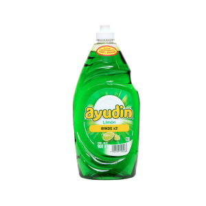 Ayudin liquido limon  x 900 ml