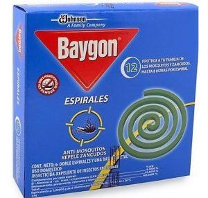 Baigon Espiral x 12 Unid.