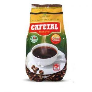 Cafe molido cafetal tostado x 454 gr