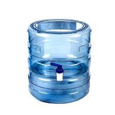 Dispensador de agua transparente para bidón de agua