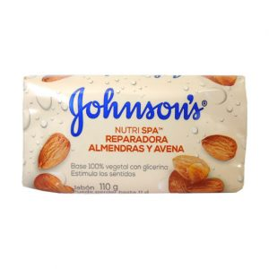 Jabon Johnsons  110 gr Nutri Spa
