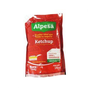 ketchup alpesa x 1 kg