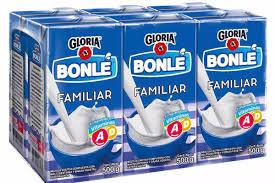 Bonle Leche Familiar x 500 gr SIX PACK