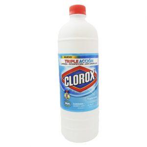 Clorox Lejia Tradicional x 837 ml