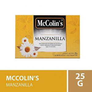 Manzanilla Mc colin,s x 25 und