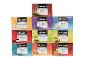 Mc colins caja x 25 und
