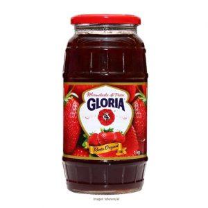 Mermelada gloria barril x 1 kg