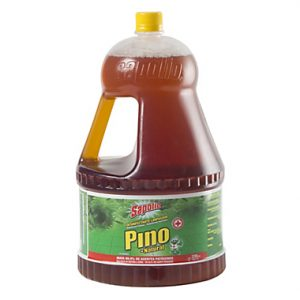 Desinfectante sapolio limpiador pino x 3700 ml
