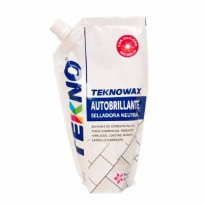Tekno Wax Cera Autobrillante sac het 300 ml