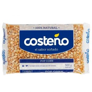 Costeño pop corn x 500gr