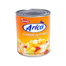 Arica cocktail de fruta x 820 gr