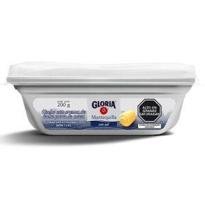 Gloria mantequilla pote x 200 gr